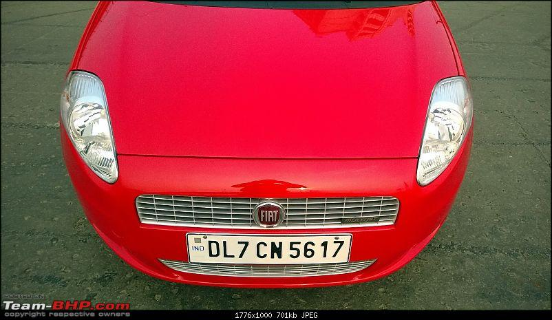 Fiat Grande Punto: 50 months & 90,000 kms. EDIT: Now sold-wp_20140104_041.jpg