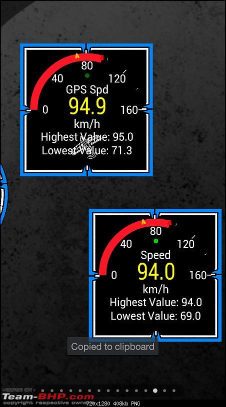 The story of a Blue Streak a.k.a Maruti Swift ZDi (Torque Blue). EDIT: 1,00,000 km up!-100-kmph-3.png