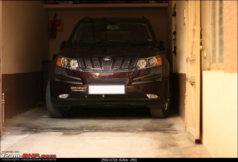 Mahindra XUV500 W8 FWD: My Pet Purple Cheetah-d.jpg