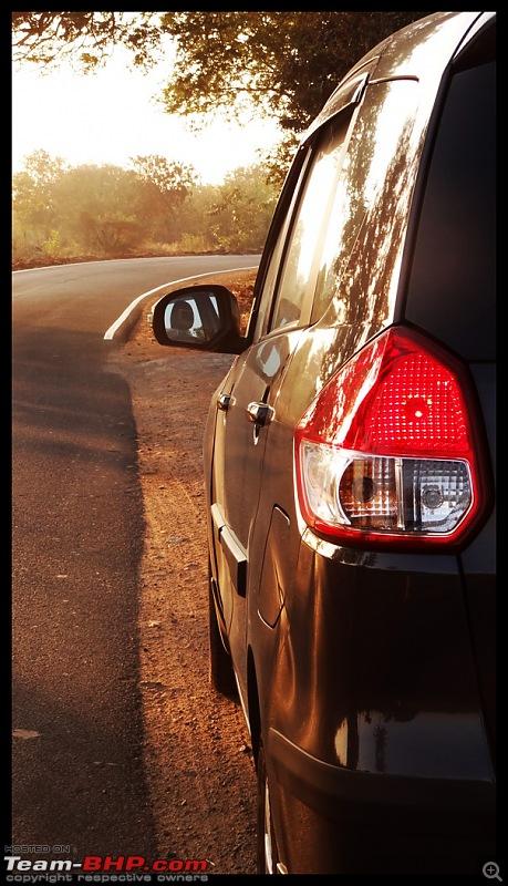 Tallboy welcomes longer companion: Maruti Ertiga VDi - 120,000 kms update-sun_rise.jpg