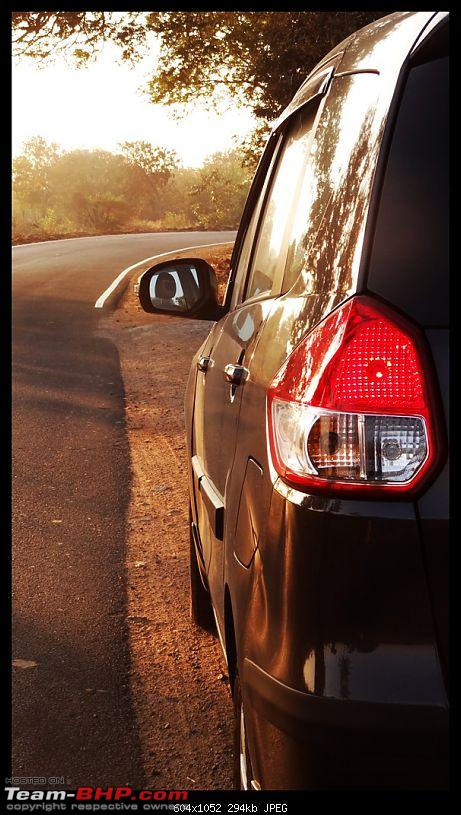 Tallboy welcomes longer companion: Maruti Ertiga VDi - The 200,000 Km update!-sun_rise.jpg