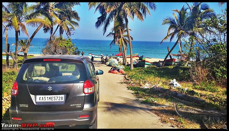 Tallboy welcomes longer companion: Maruti Ertiga VDi - 140,000 km up!-beach.jpg