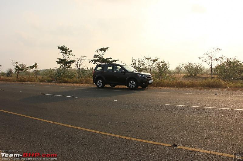 Mahindra XUV500 W8 FWD: My Pet Purple Cheetah-img_1207.jpg