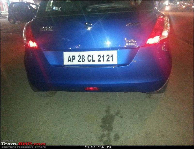 The story of a Blue Streak a.k.a Maruti Swift ZDi (Torque Blue). 1,20,000 km up & now sold-20140318_194115.jpg