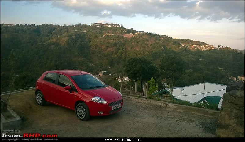 Fiat Grande Punto: 50 months & 90,000 kms. EDIT: Now sold-img-274.jpg