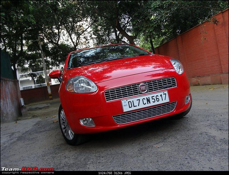 Fiat Grande Punto: 50 months & 90,000 kms. EDIT: Now sold-dsc04100.jpg