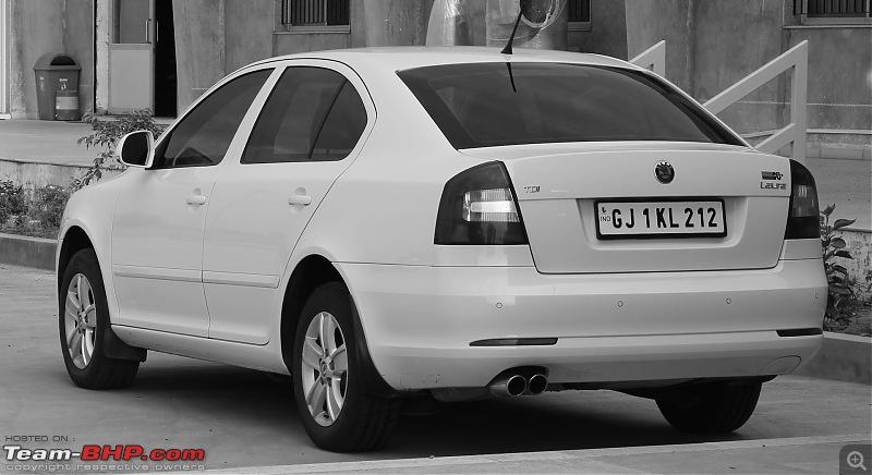 Love Hate Relationship: My Magic Black Skoda Octavia 1.8 TSI Elegance. EDIT: 125,000 km update!-laura-rear.jpg