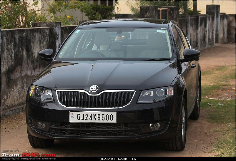 Love Hate Relationship: My Magic Black Skoda Octavia 1.8 TSI Elegance EDIT: 105,000 km update!-octy-front.jpg