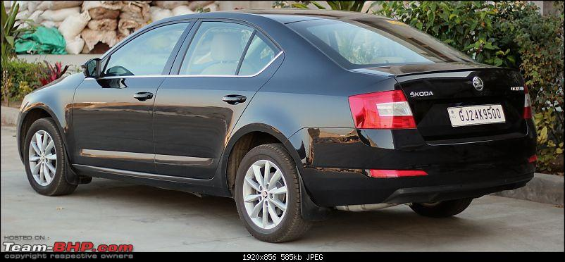 Love Hate Relationship: My Magic Black Skoda Octavia 1.8 TSI Elegance EDIT: 105,000 km update!-octy-rear-.jpg