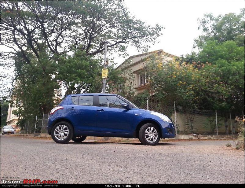 The story of a Blue Streak a.k.a Maruti Swift ZDi (Torque Blue). EDIT: 1,00,000 km up!-20140503_180304.jpg