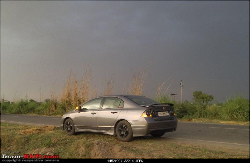 My Grey Shark: Honda Civic V-MT. 142,500 kms crunched. EDIT: Sold!-3.jpg