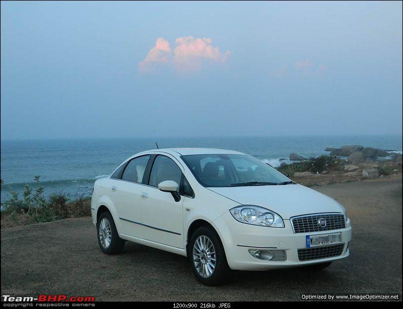 Unexpected love affair with an Italian beauty: Fiat Linea MJD. EDIT: 95000 km up!-bot13optimized.jpg