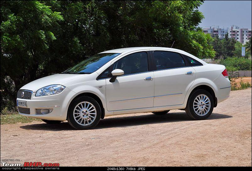 Unexpected love affair with an Italian beauty: Fiat Linea MJD. EDIT: 4 years and 1,50,000 km up-hyd3.jpg