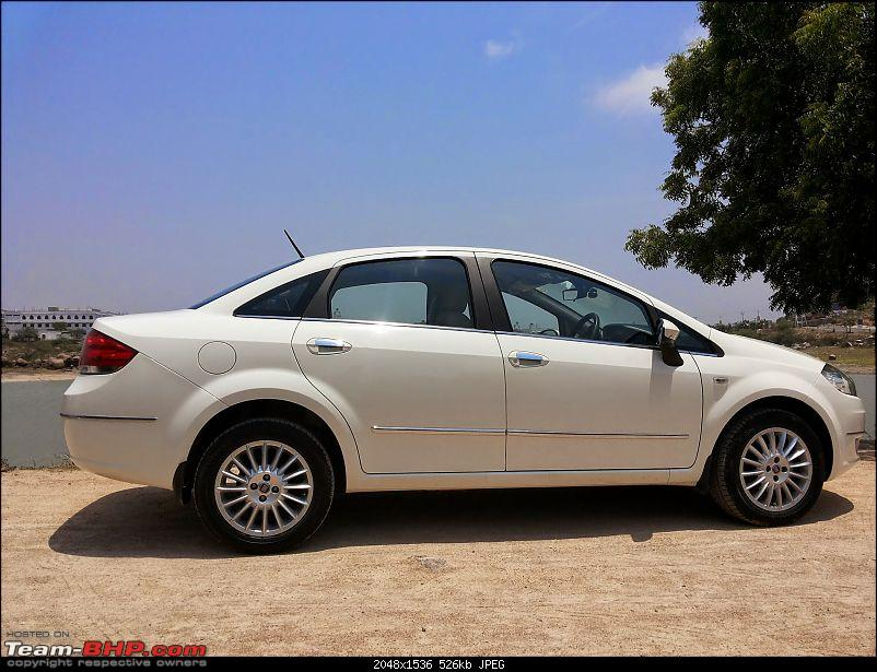 Unexpected love affair with an Italian beauty: Fiat Linea MJD. EDIT: 4 years and 1,50,000 km up-hyd4.jpg