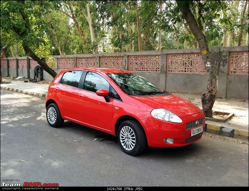 Fiat Grande Punto: 50 months & 90,000 kms. EDIT: Now sold-img_20140617_153842.jpg