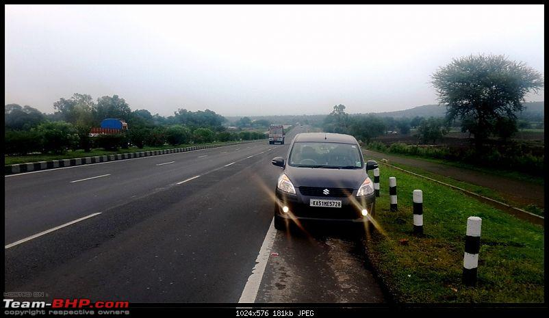 Tallboy welcomes longer companion: Maruti Ertiga VDi - 120,000 kms update-nh4_02.jpg
