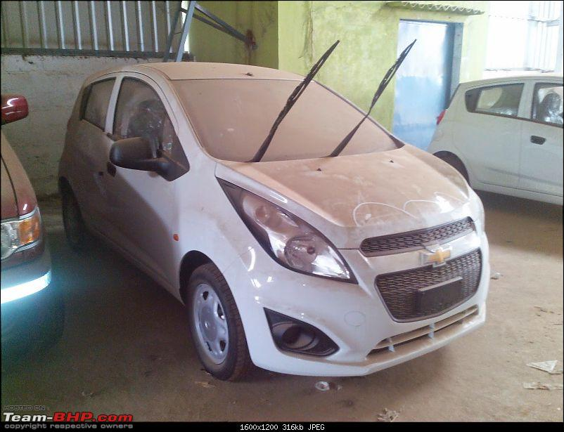 Living with a (abandoned by maker) Chevrolet Sail in India - 1.42 Lac Kms Done!-beat.jpg