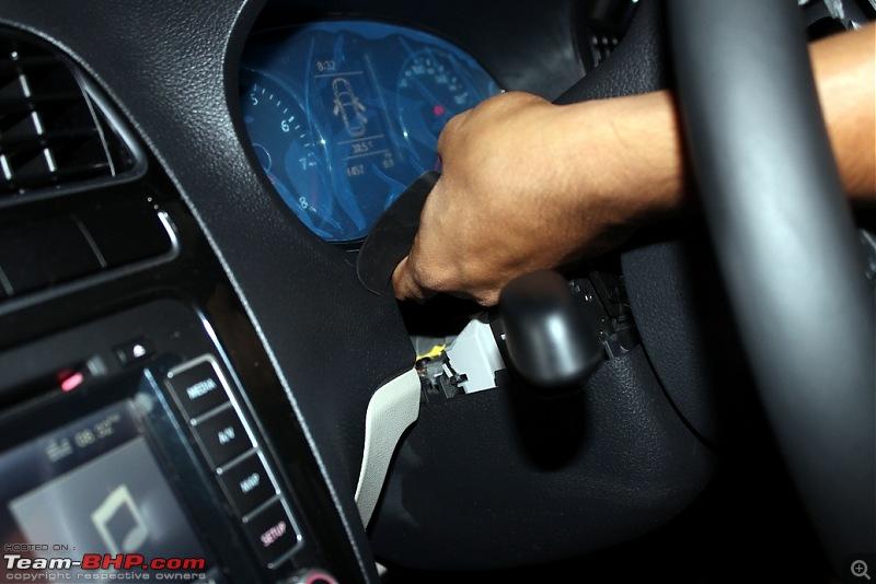 VW Polo GT TDI ownership log. EDIT: 1.05L km up + DIY servicing!-pull-trim.jpg