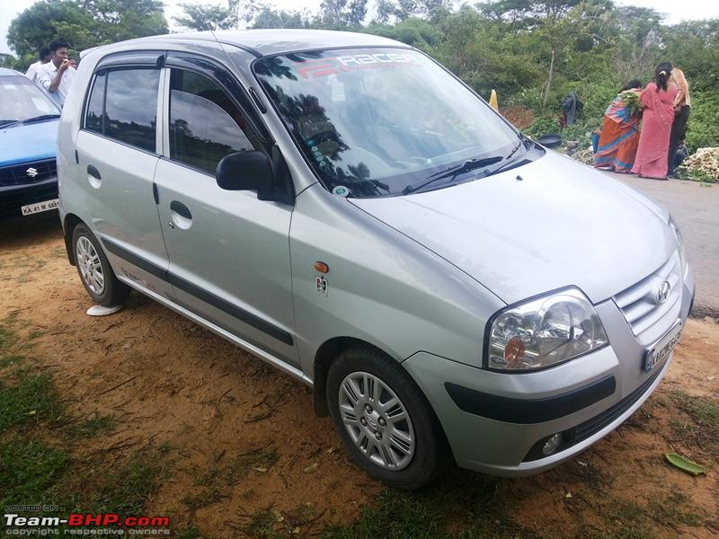 Hyundai Santro Xing Gls @ 35000 Kms  Teambhp. Technical Course Banners. Sad Girl Stickers. Zen Murals. Cyberbullying Signs. Hypoglycemia Awareness Signs. 33 Year Logo. Ombre Stickers. Businessman Signs