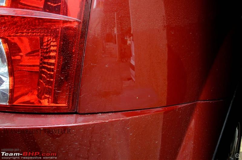 Optimus Prime - Tuscan Red Mahindra XUV5OO W8 ownership report-suh_4200.jpg