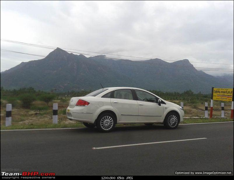 Unexpected love affair with an Italian beauty: Fiat Linea MJD. EDIT: 1,20,000 km up-20140802_094822optimized.jpg