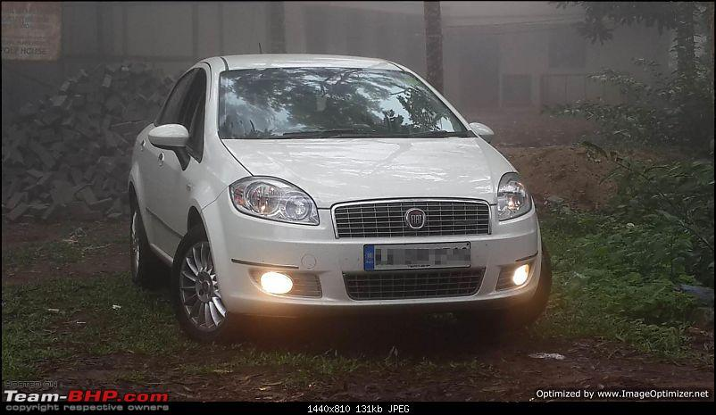 Unexpected love affair with an Italian beauty: Fiat Linea MJD. EDIT: 3 years and 1,07,310 km up!-20140802_110418optimized.jpg