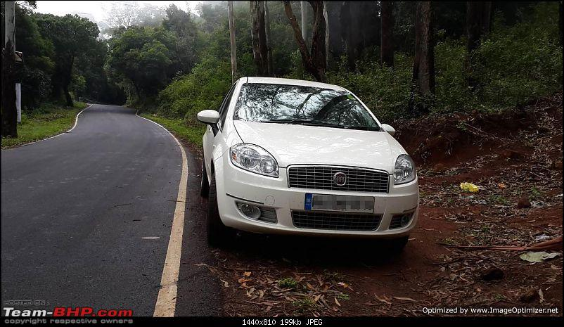 Unexpected love affair with an Italian beauty: Fiat Linea MJD. EDIT: 3 years and 1,07,310 km up!-20140802_111857optimized.jpg