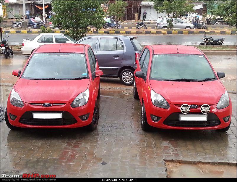 Long term report - Ford Figo 1.2 - 40,000 kms up!-20140823_165226_v2.jpg