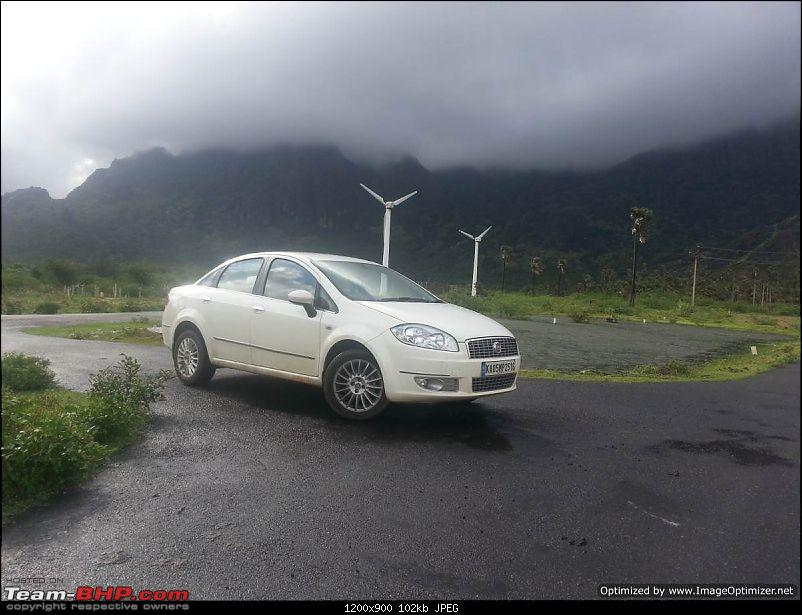 Unexpected love affair with an Italian beauty: Fiat Linea MJD. EDIT: 3 years and 1,07,310 km up!-20140830_163836optimized.jpg