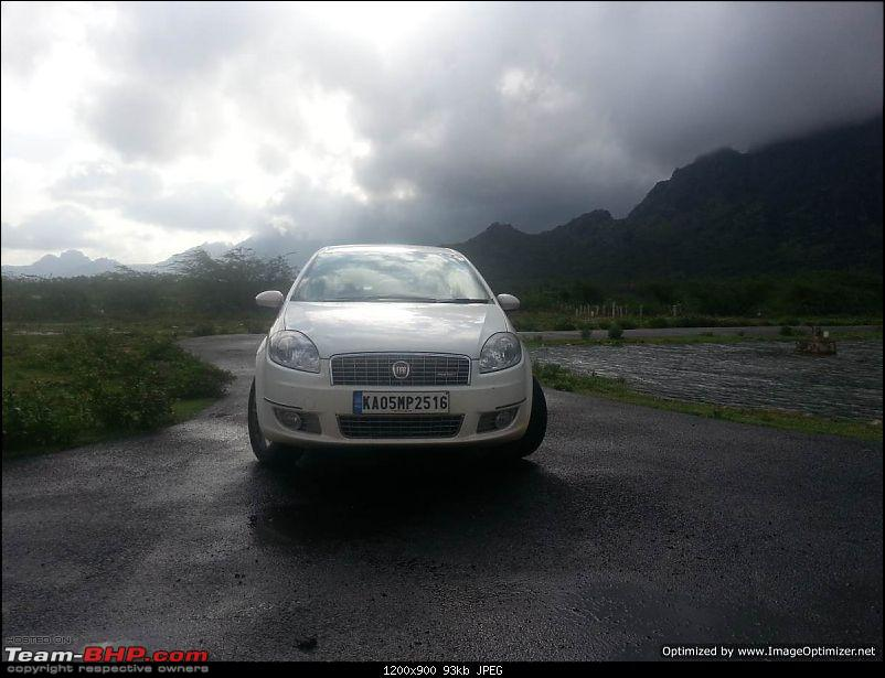 Unexpected love affair with an Italian beauty: Fiat Linea MJD. EDIT: 1,30,000 km up-20140830_164037optimized.jpg