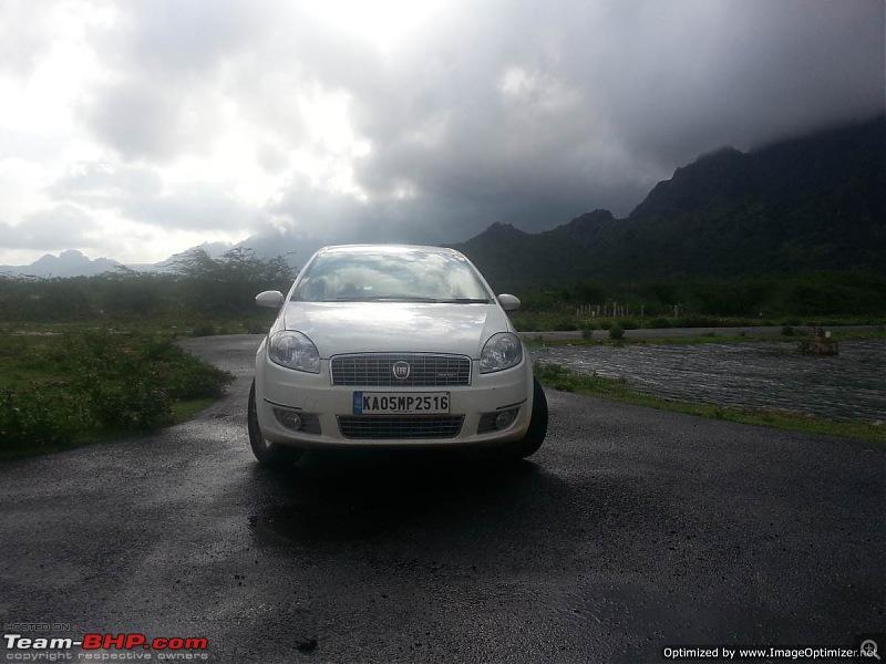 Unexpected love affair with an Italian beauty: Fiat Linea MJD. EDIT: 95000 km up!-20140830_164037optimized.jpg