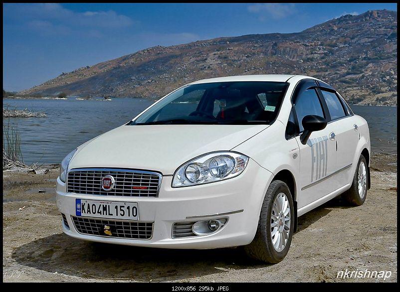 Petrol Hatch to Diesel Sedan - Fiat Linea - Now Wolfed-linea-2-copy-copy.jpg