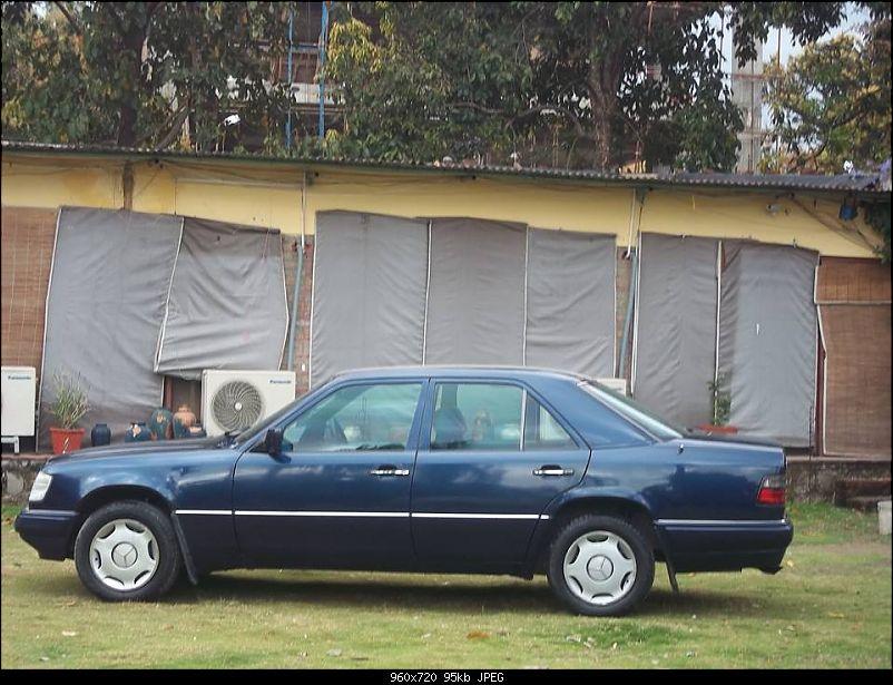 Mercedes W124 E220 - The Deutsch Tank comes home-10255211_629912557087054_8601431133471628210_n.jpg