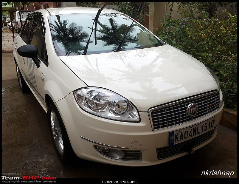 Petrol Hatch to Diesel Sedan - Fiat Linea - Now Wolfed-2.jpg