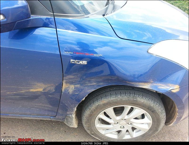 The story of a Blue Streak a.k.a Maruti Swift ZDi (Torque Blue). 1,20,000 km up & now sold-20140914_122548.jpg