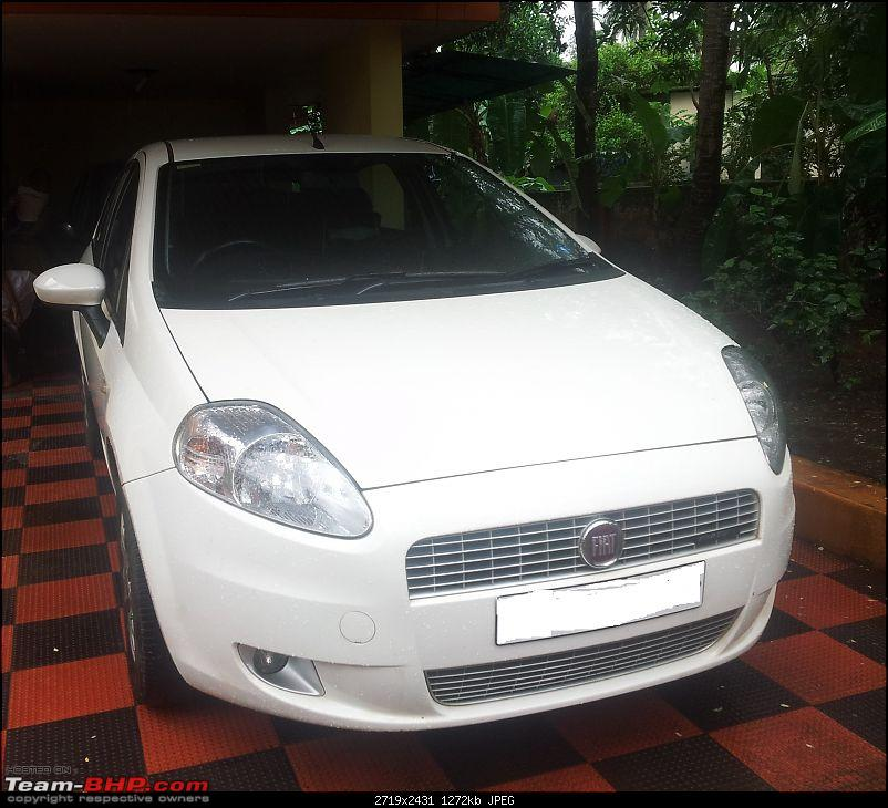 My Fiat Punto MJD 90HP - 3 years & 37,300 km Service Update-20140705_102344.jpg