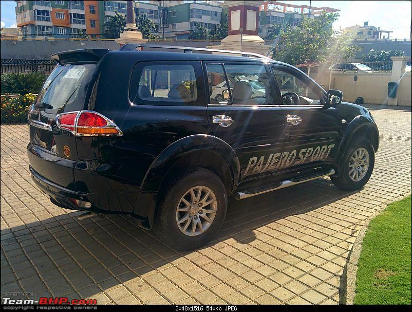 My Mitsubishi Pajero Sport - A comprehensive review-img_20140928_152000.jpg