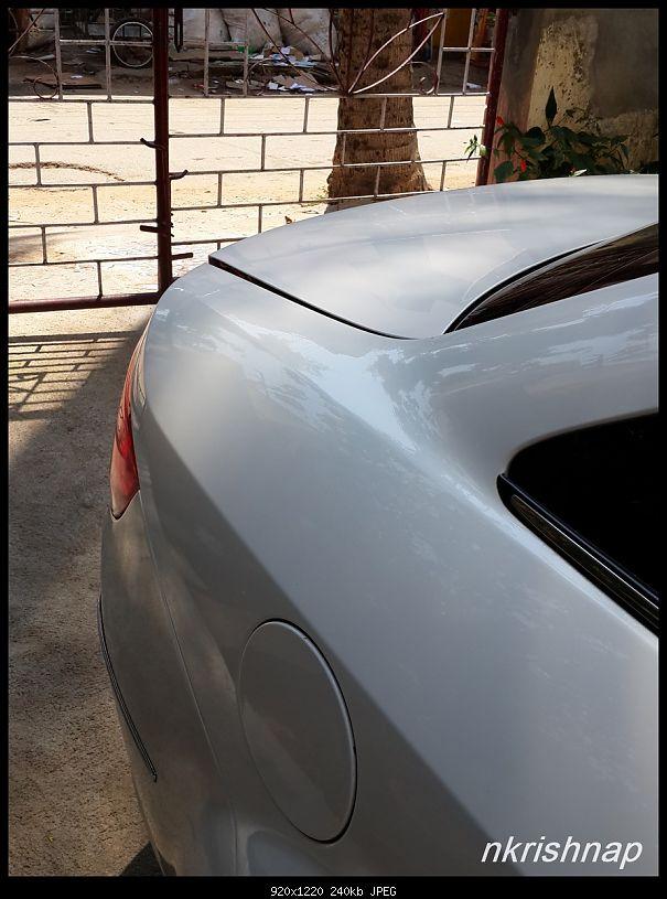 Petrol Hatch to Diesel Sedan - Fiat Linea - Now Wolfed-20141002_125812.jpg