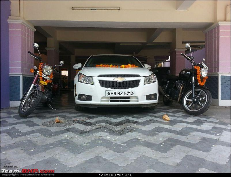 """Chevrolet Cruze:""""White Annihilator"""" has arrived EDIT: 63,500 km up and now SOLD!-img20141003wa004.jpg"""