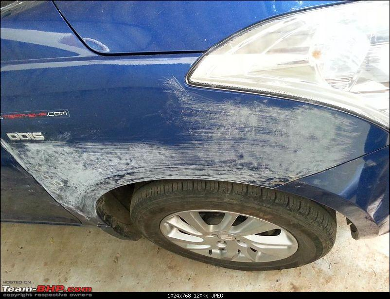 The story of a Blue Streak a.k.a Maruti Swift ZDi (Torque Blue). EDIT: 1,20,000 km up!-20141014_122254.jpg