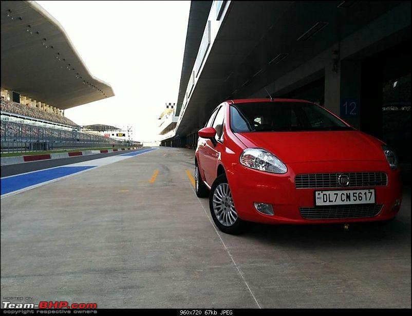 Fiat Grande Punto: 50 months & 90,000 kms. EDIT: Now sold-10304776_861649237202696_4161525507708233380_n.jpg