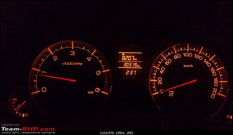 Tallboy welcomes longer companion: Maruti Ertiga VDi - The 200,000 Km update!-odo.jpg