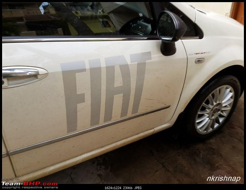 Petrol Hatch to Diesel Sedan - Fiat Linea - Now Wolfed-20141102_133126.jpg