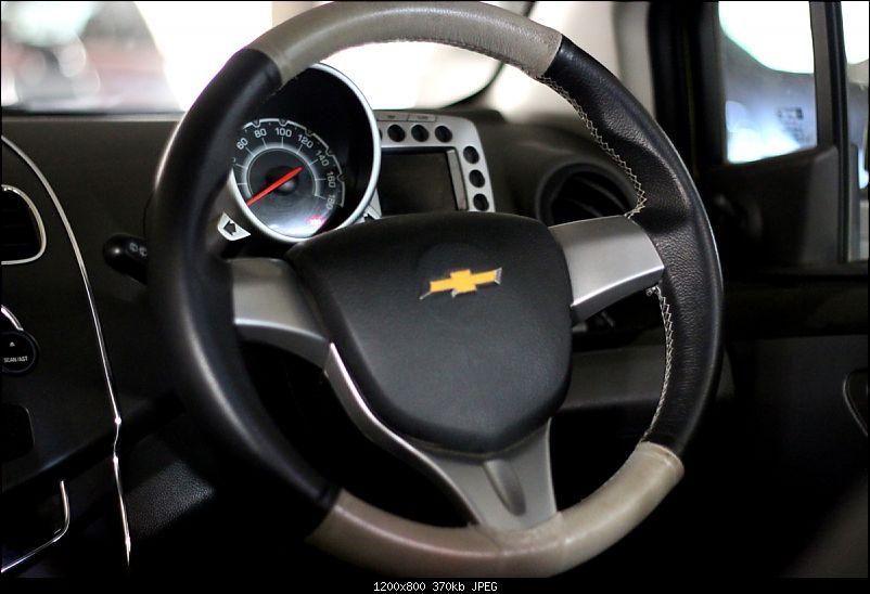 The Green Bolt - Chevrolet Beat LT Petrol (2011) - Long Term Ownership Report-img_9345.jpg