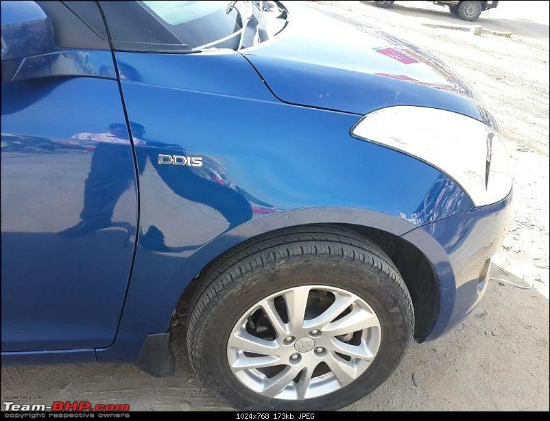 The story of a Blue Streak a.k.a Maruti Swift ZDi (Torque Blue). EDIT: 90,000 kms up-20141126_135937.jpg