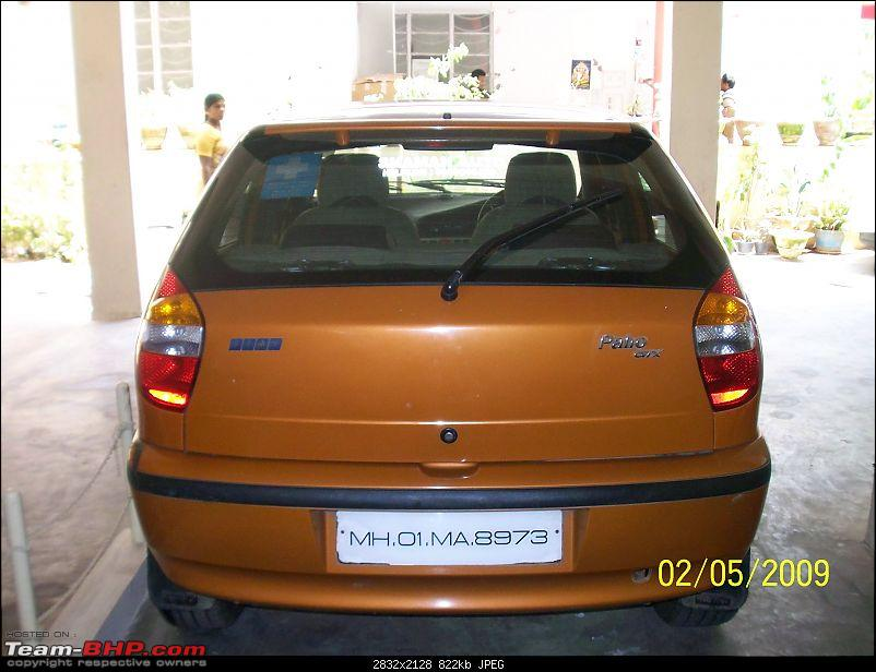 Fiat Palio GTX 1.6 acquired 2nd hand Edit: Pictures of Painting Process on Pg9-100_1753.jpg