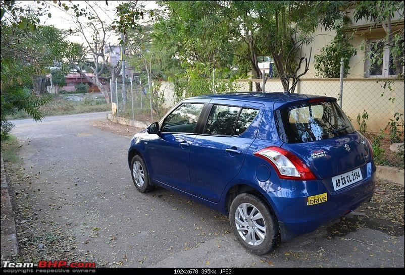 The story of a Blue Streak a.k.a Maruti Swift ZDi (Torque Blue). EDIT: 1,11,111 km up!-dsc_0456.jpg