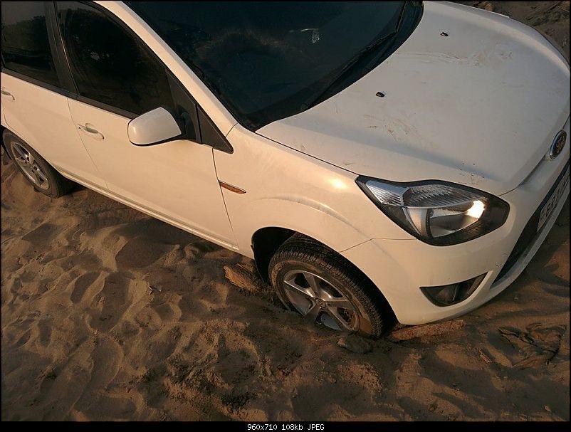Sheel's Mahindra Scorpio S10 4WD. EDIT: 90K done.-10277182_10152071841292596_948074106192297134_n.jpg