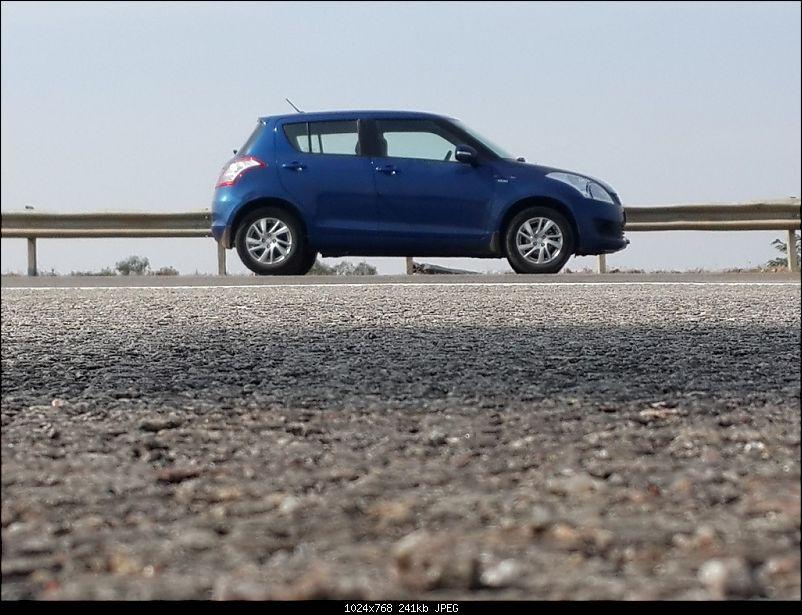 The story of a Blue Streak a.k.a Maruti Swift ZDi (Torque Blue). 1,20,000 km up & now sold-20141224_140452.jpg