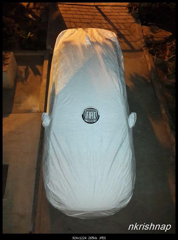 Petrol Hatch to Diesel Sedan - Fiat Linea - Now Wolfed-20141220_220726.jpg